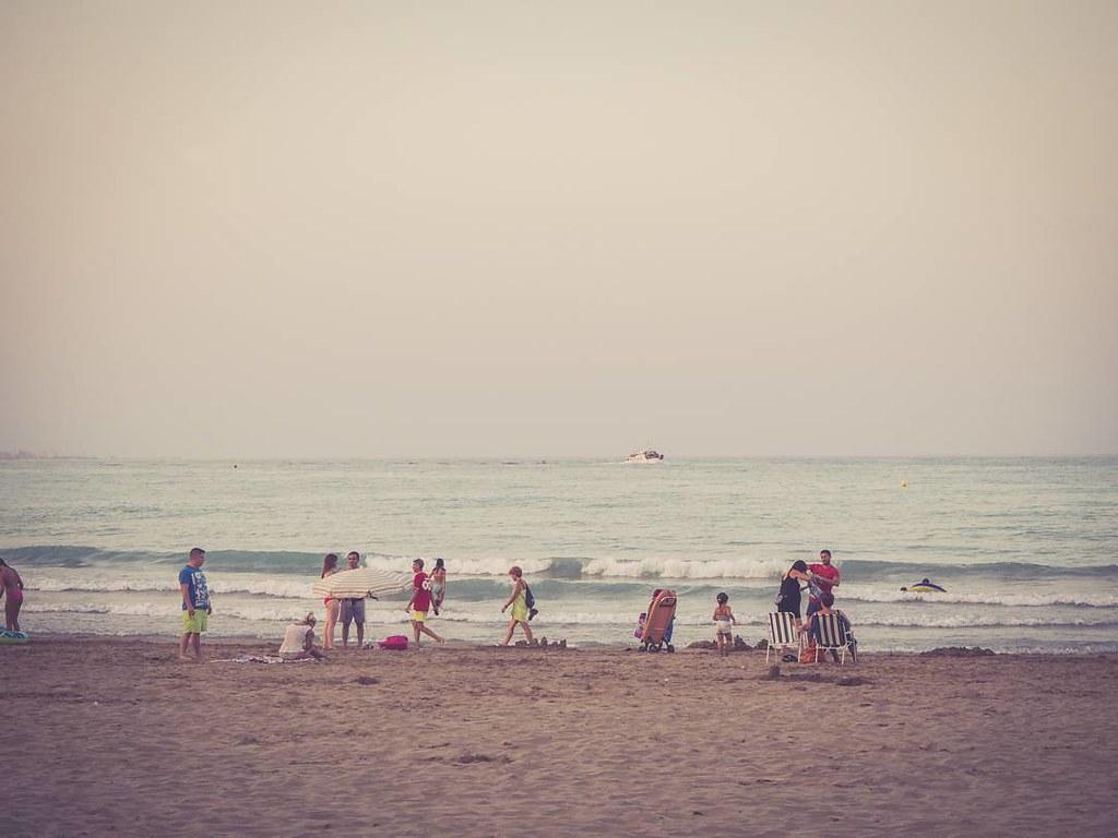 Recuerdos de cuando hacía calor. #summer2017 #beach #Peñíscola #photography #Olympus #costadelazahar