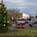 Bus & Christmas Tree