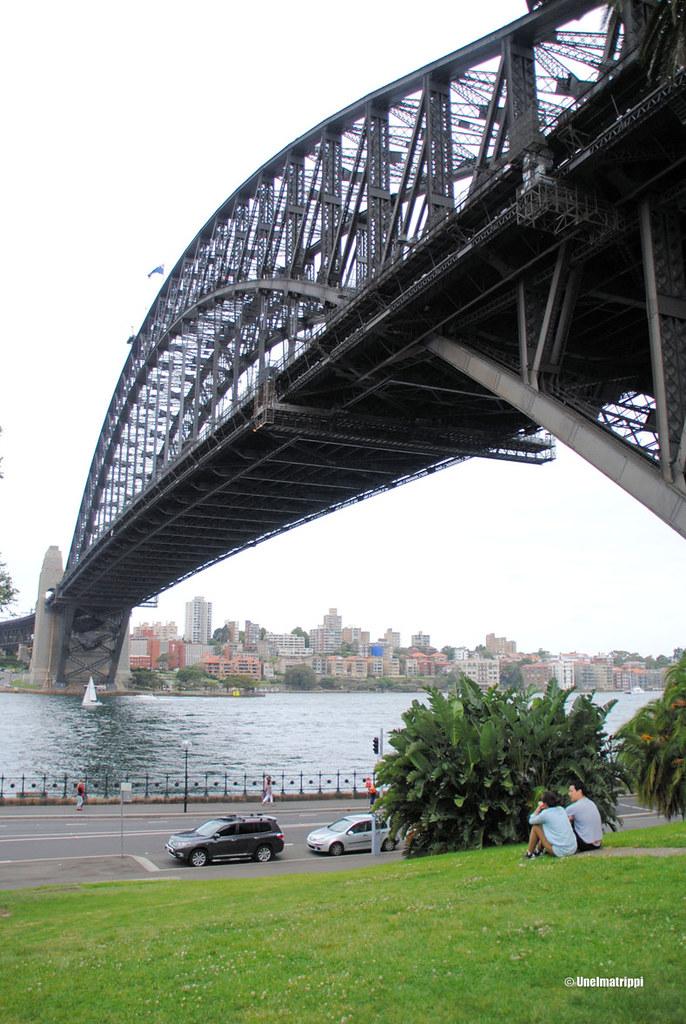 Dawes Point -piknikalue, Sydney, Australia