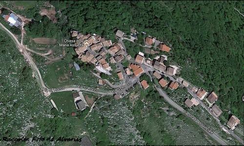 2017 Rocca di Mezzo, Foto by Google Maps