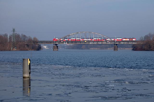 DB IRE 4276 Berlin Gesundbrunnen - Magdeburg Hbf  - Potsdam Templiner Seebrücke
