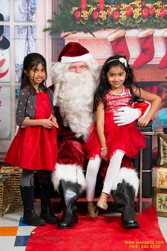Santa at Teecs-63