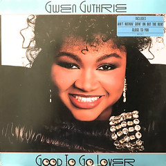 GWEN GUTHRIE:GOOD TO GO LOVER(JACKET A)