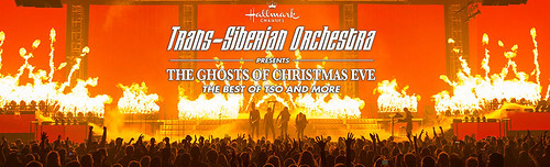 "Trans-Siberian Orchestra's ""Ghosts of Christmas Eve"""