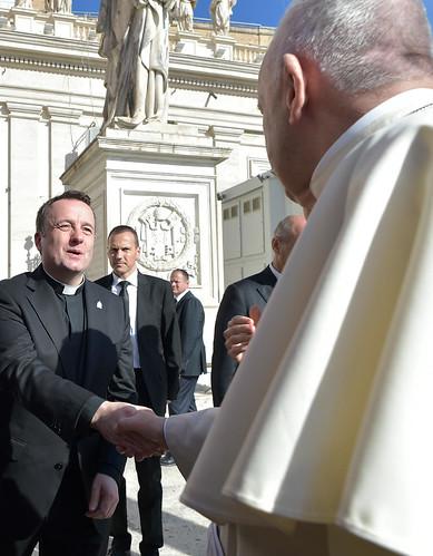 Dublino 2018: il Papa incontra i sostenitori del IX Incontro Mondiale delle Famiglie