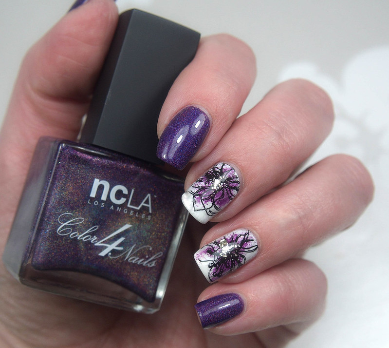 NCLA Holo swatches