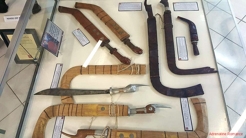 Traditional swords