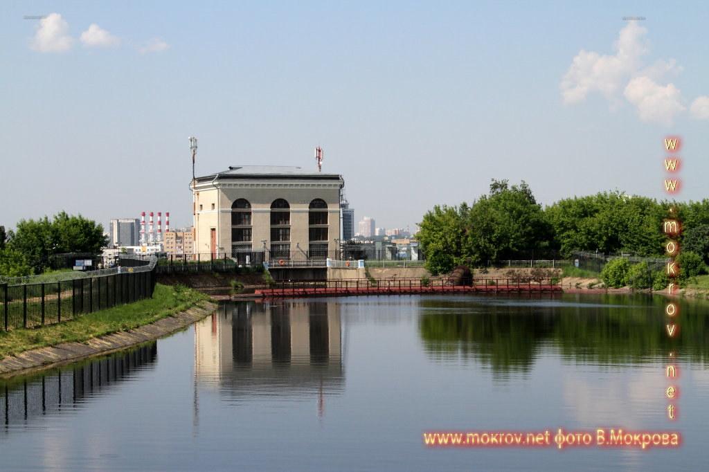 Сходненская ГЭС