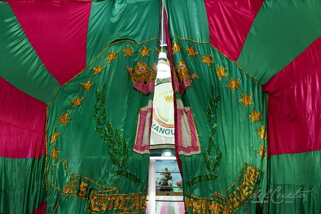 Mang EXPO 171111 061 Mangueira cortina bandeira palanque da bateria boa
