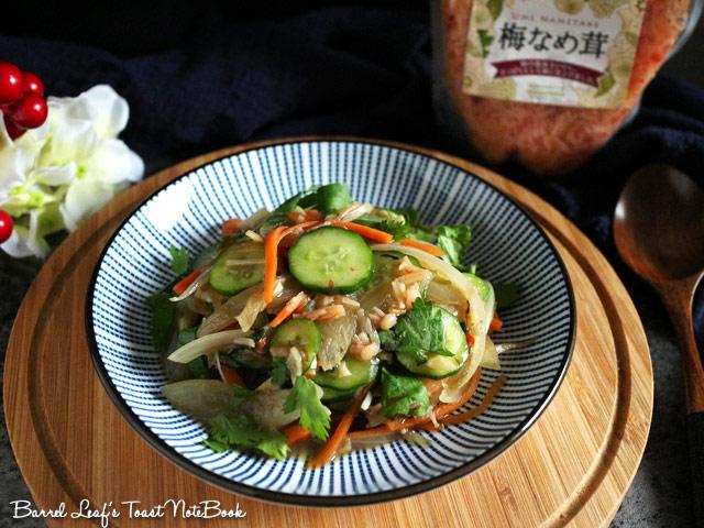 日本丸松食品-梅子金針菇 plum-enoki (11)