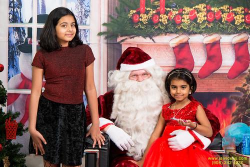 Santa at Teecs-56