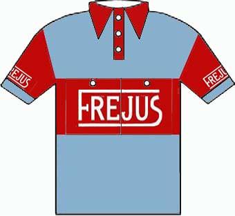 Frejus - Giro d'Italia 1949