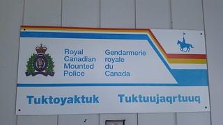 Tuk RCMP