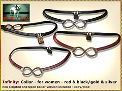 Bliensen - Infinity - Collar for women