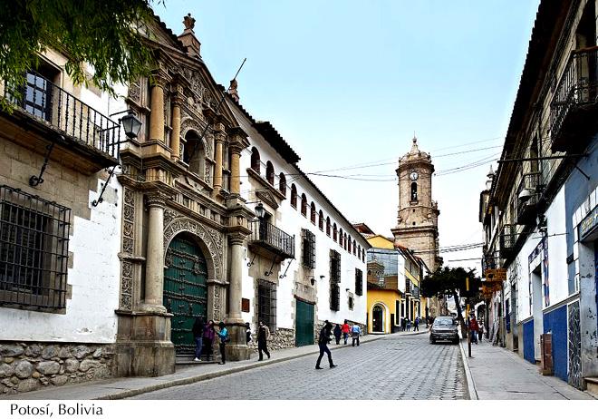Potosí, Bolivia