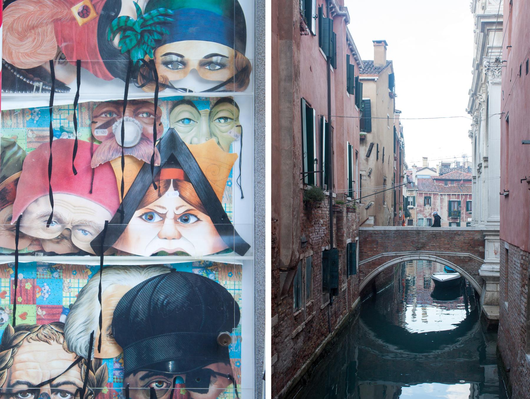 Streets of Venice, Graffiti and Bridge | lifeofkitty.co.uk