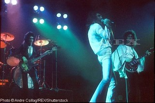Queen live @ Oxford - 1974