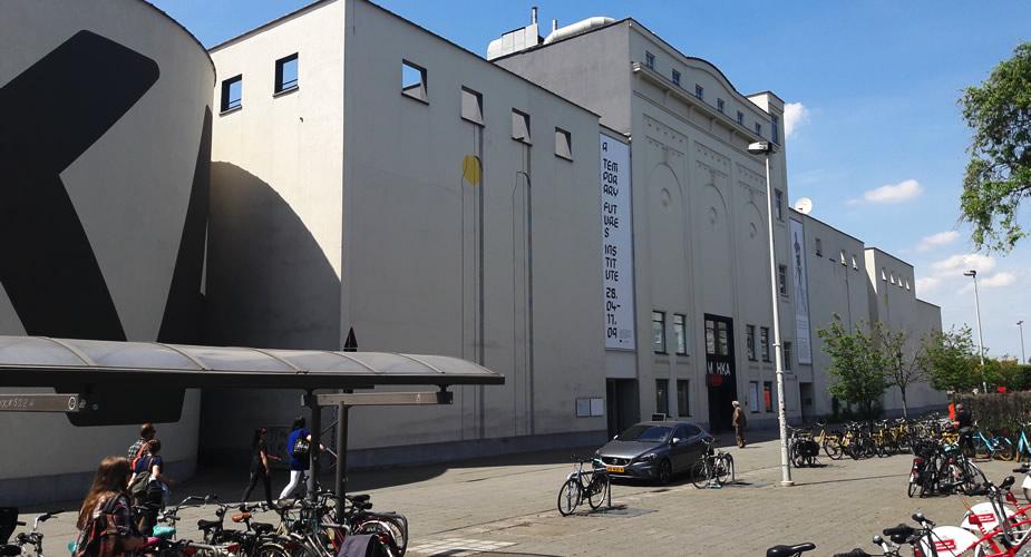 Bezienswaardigheden in Antwerpen: Museum van Hedendaagse Kunst Antwerpen | Mooistestedentrips.nl