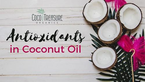 Antioxidants in Coconut Oil