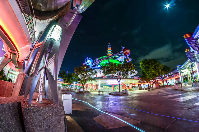 Tomorrowland streaks night MK