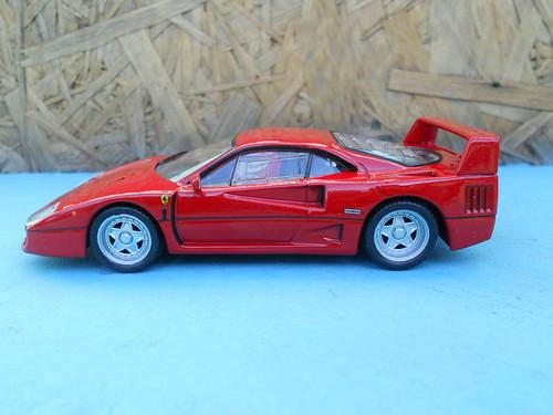 Ferrari F40 - EagleMoss2