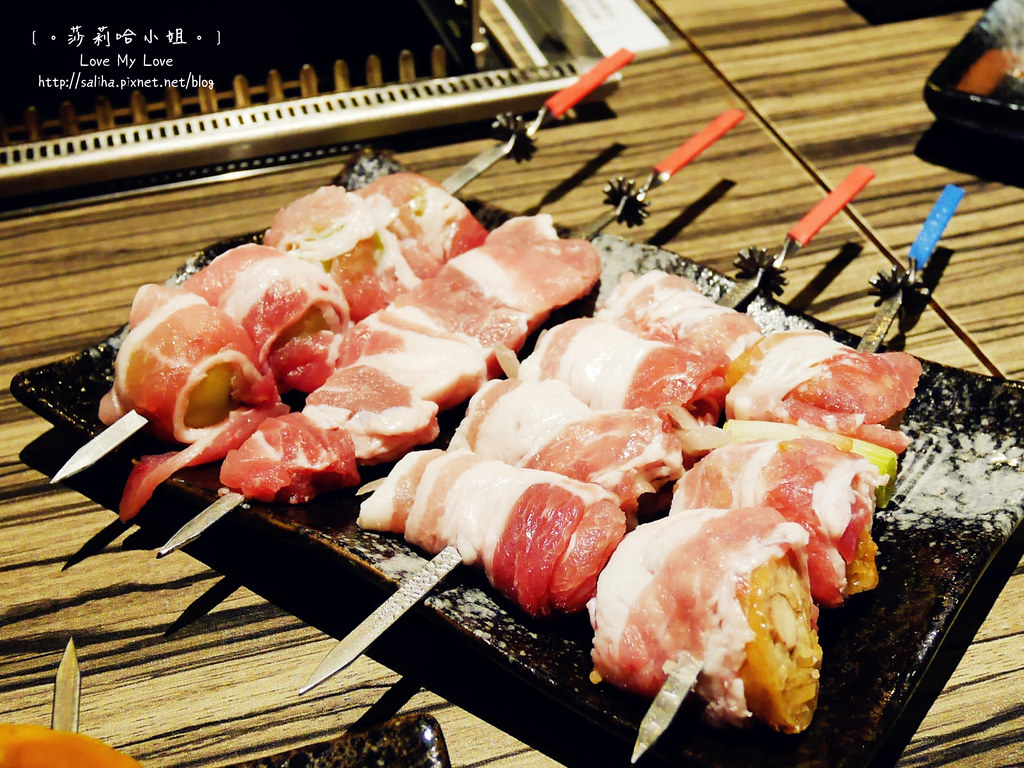 台北東區國父紀念館站談天自助燒烤串燒 (8)