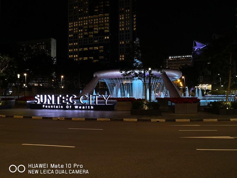 Huawei Mate 10 Pro Photo - Night Shot