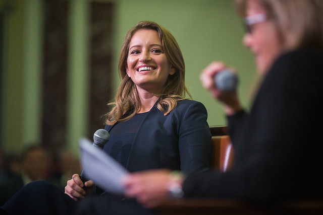 Getting to the Point with Katy Tur, Author of Unbelievable: My Front-Row Seat to the Craziest Campaign in American History