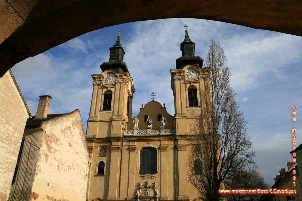 Секешфехервар — город в Венгрии пейзажи