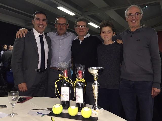 Nuit du tennis 2018