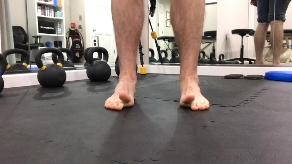 Great Toe Elevation