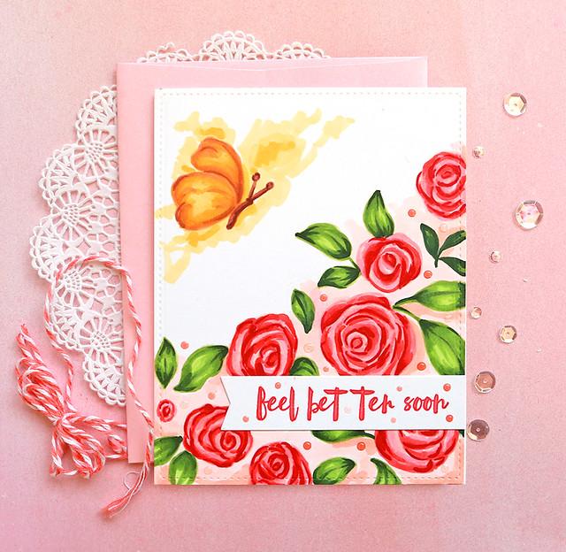 Altenew-Bamboo Rose Artist Markers Set A B C-SuzyPlantamura