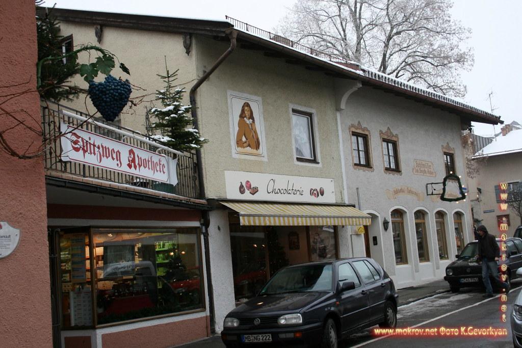 Мисбах — район в Германии фото