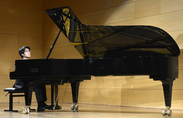 Concerts a la Fundación: Joon Yoon