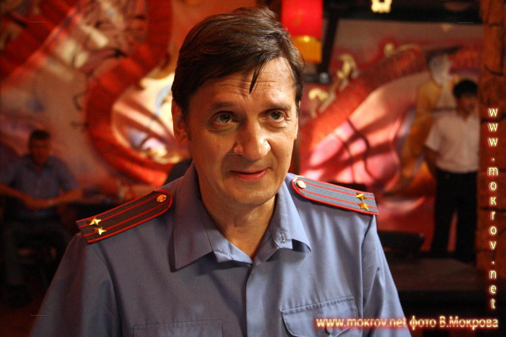 Александр Баринов в телесериале Пятницкий ОВД.