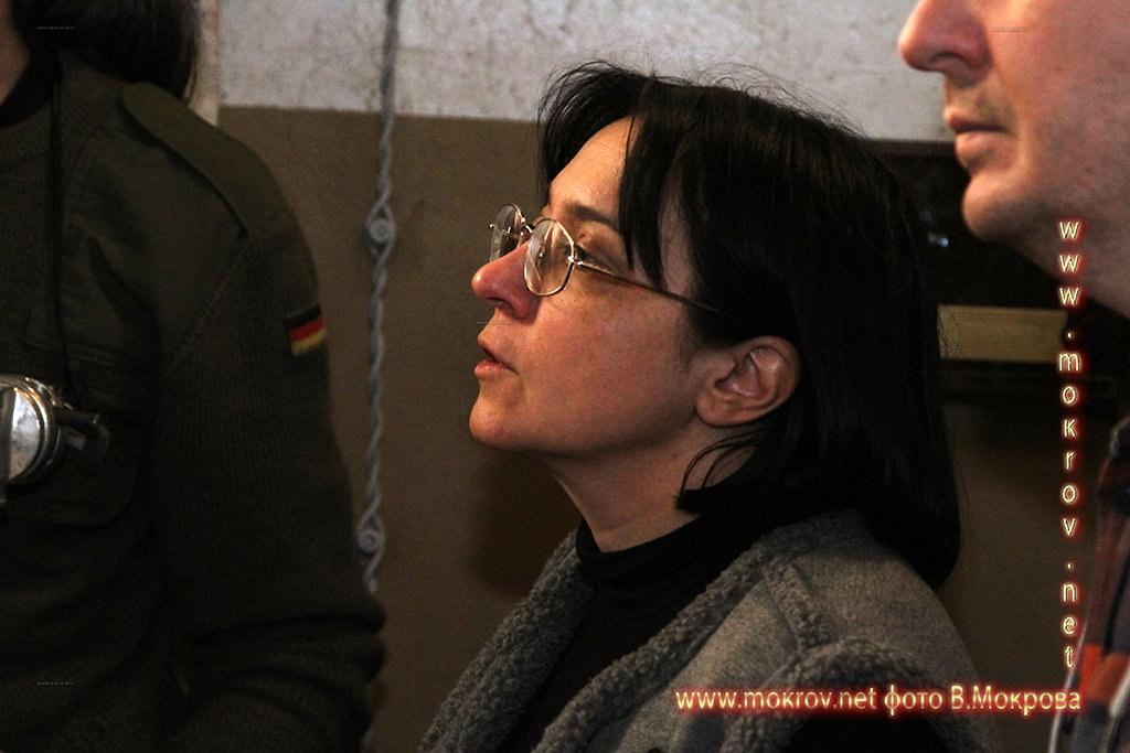 Ирина Гедрович Режиссер разводит сцену