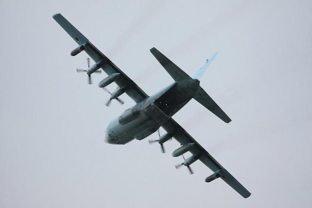 C-130H 第1輸送航空隊第401飛行隊 85-1080 IMG_6688_2