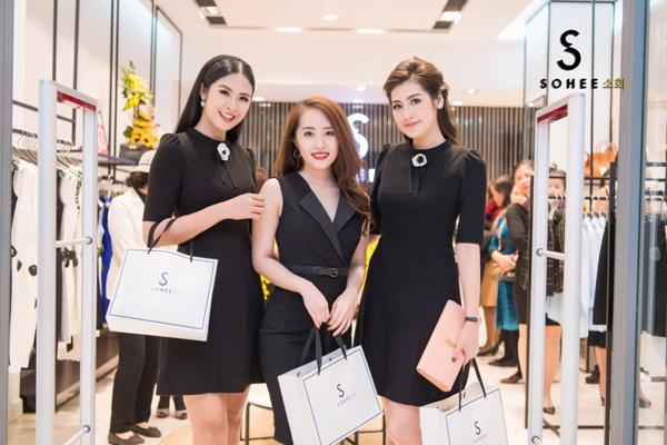 thời trang Sohee