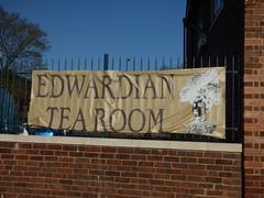 Lightwoods House - Lightwoods Park - Edwardian Tea Room - banner