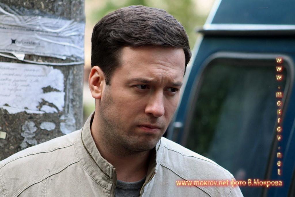 Дмитрий Мазуров - Ткачев в телесериале «Карпов».