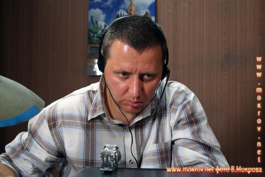 Актер Владислав Котлярский.