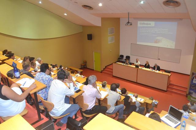 """Colloque : """"Le droit de la concurrence en Polynésie française et dans les petites économies insulaires du Pacifique : Bilan et perspectives"""""""