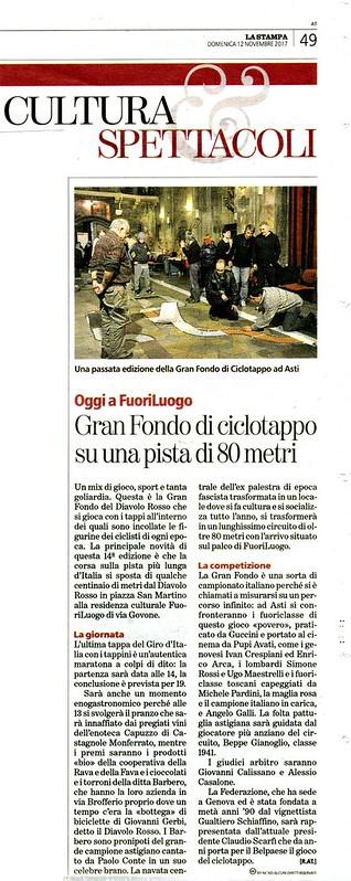 2017-11-12 La Stampa Asti