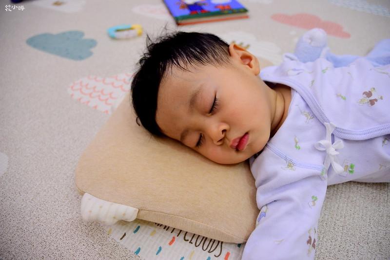 頭型枕mimos頭型枕cani嬰兒顧頭型枕頭防扁頭嬰兒枕cani枕頭cani air wave枕頭價格 (15)