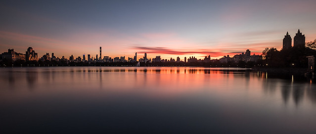 Manhattan Skyline from Central Park - New York - Travel photography