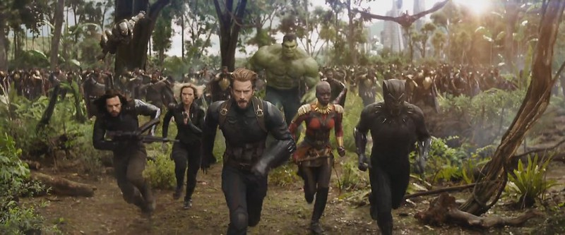screencap - Avengers Infinity War (trailer 1) 49