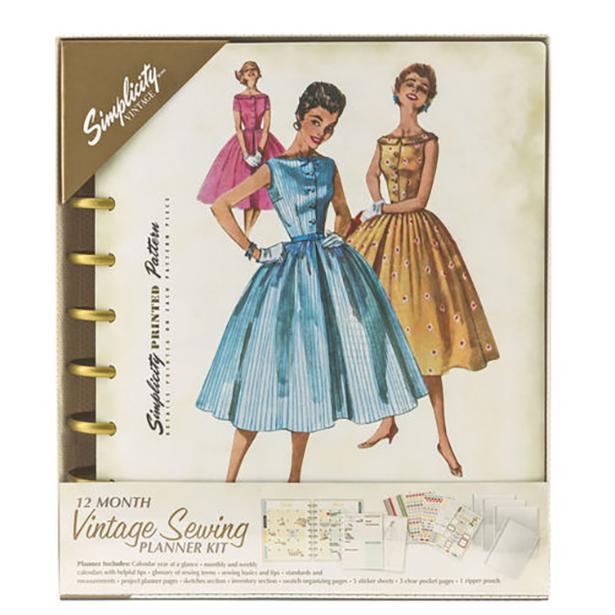 Vintage Planner Image