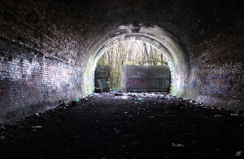 Botanic Gardens Tunnel