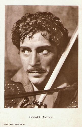 Ronald Colman in Two Lovers (1928)