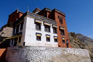 Namgyal Tsemo Gompa, Ladakh